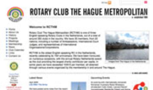 Rotary Club The Hague Metropolitan (RCTHM)