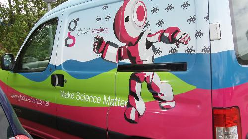 Global Science Van