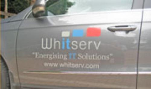 Whitserv Car Livery